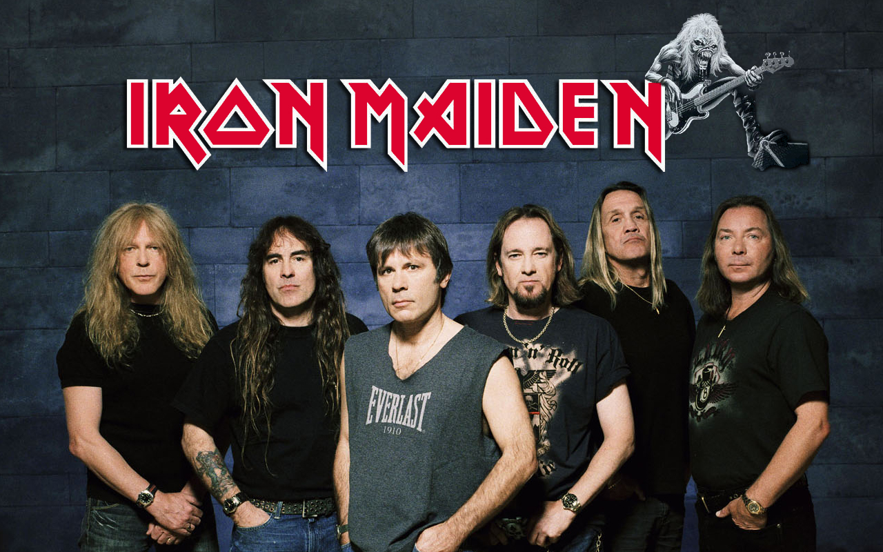Top Iron Maiden