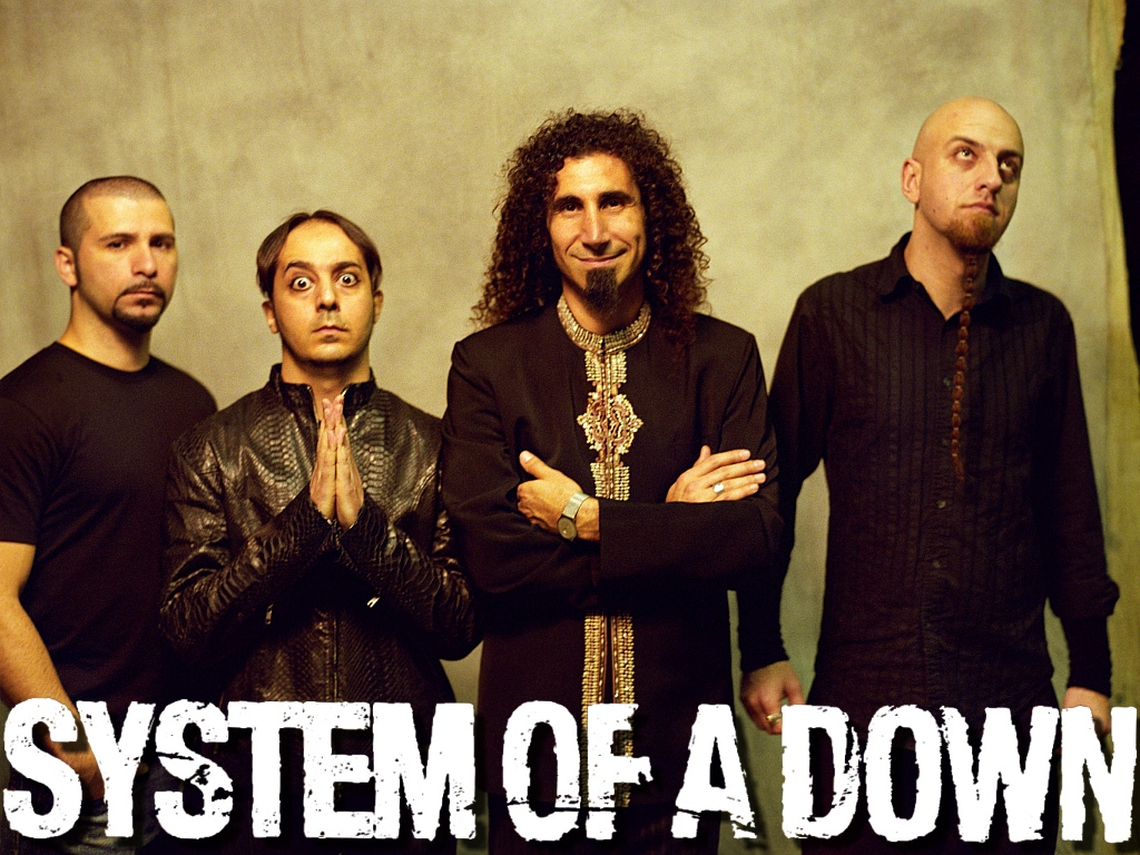 Top System Of A Down