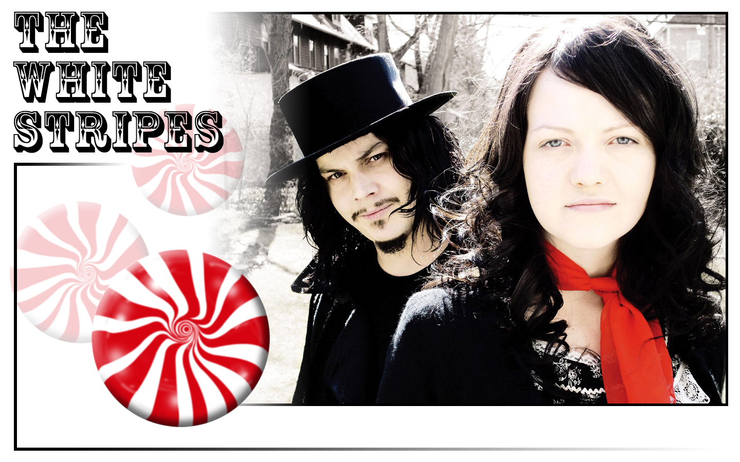 Top The White Stripes